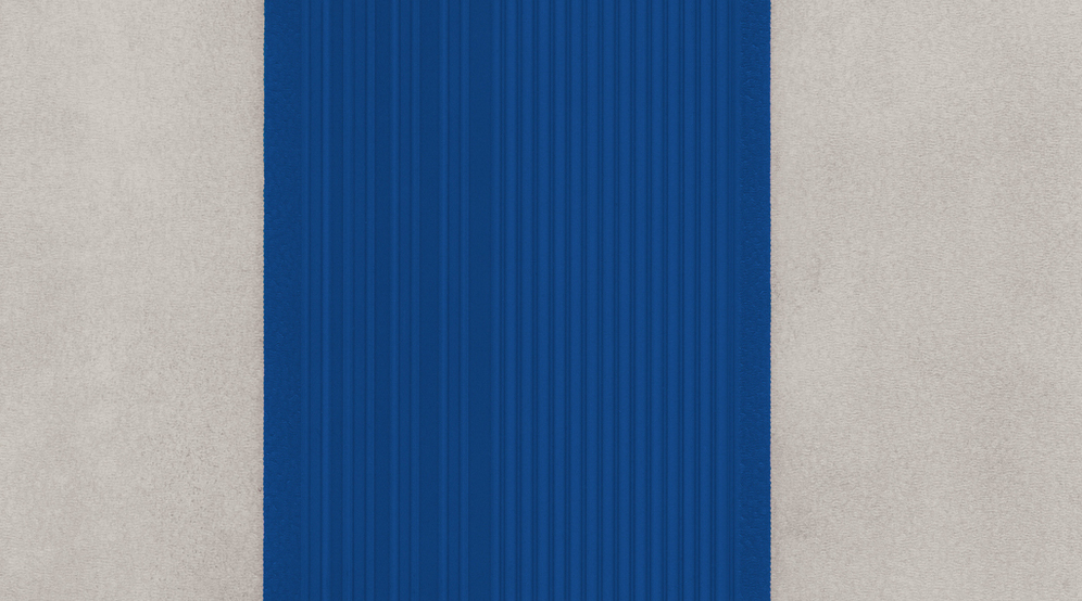 Gerflor Heterogeneous vinyl flooring Planks, Vinyl Flooring Tarastep shade Color 0716 Ivoire Indigo