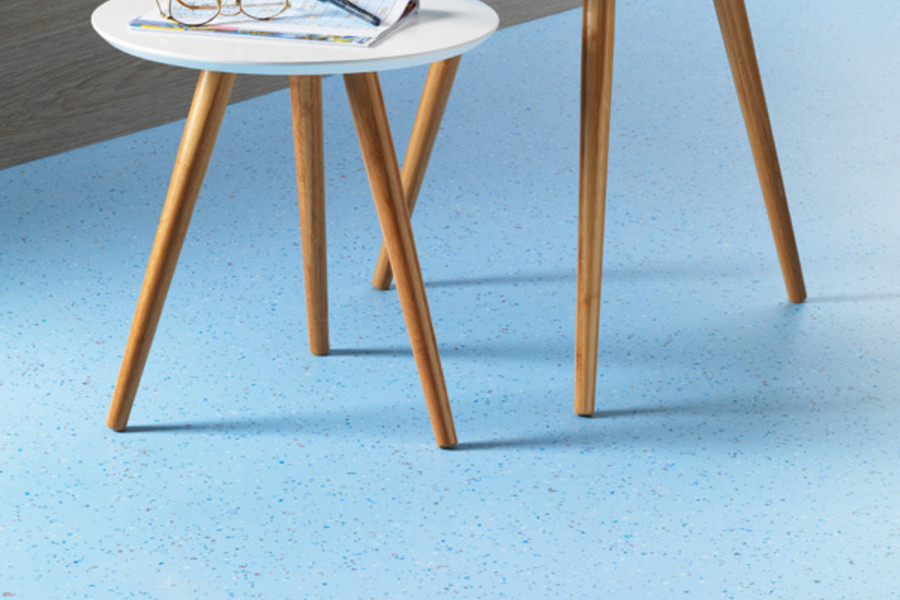 Gerflor Homogeneous vinyl flooring anti static Mipolam Biostyl in indian by indiana flooring, Vinyl flooring