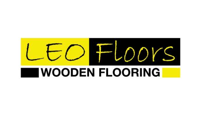 leo floors logo by indiana