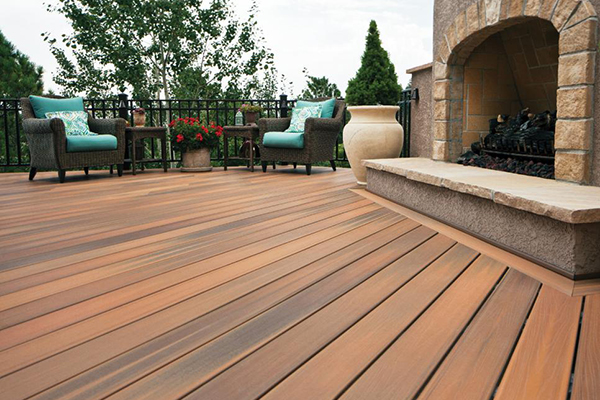 IPE decking, ipe deck flooring real wood flooring a product of indiana
