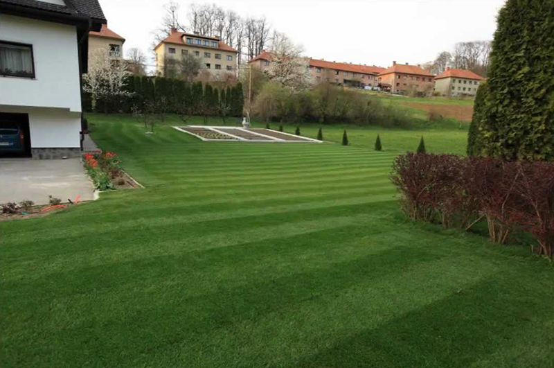 Artificial Turf or Artificial Grass installation by indiana