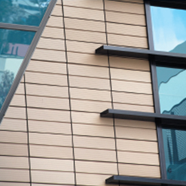 Terracotta Facade - terragraf out door , koramic wienerberger a product of indiana