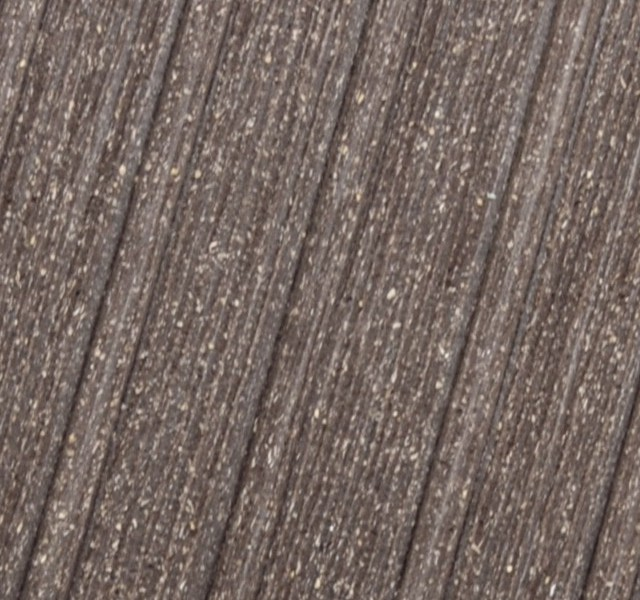 Wood Plastic Composites (WPC) flooring by alptahls Shade Dark Brown